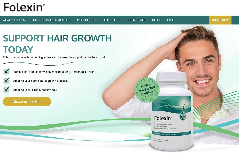 Folexin Uk Website