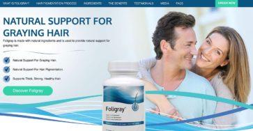 Foligray UK Website