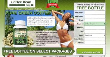 Green Coffee Bean Max UK, Ireland