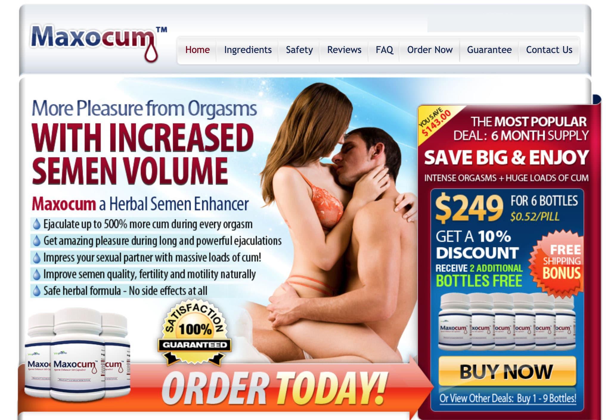 maxocum uk website