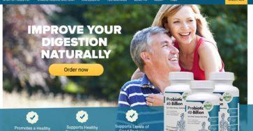probiotic 40 billion website