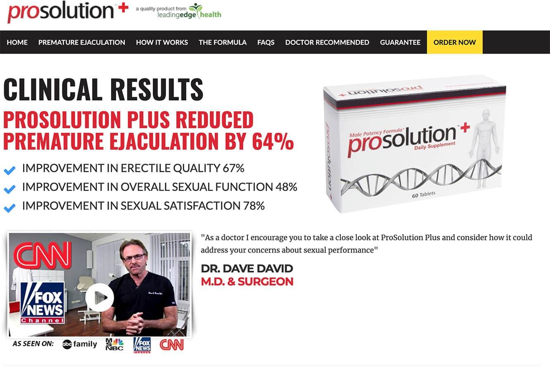 prosolution plus uk website