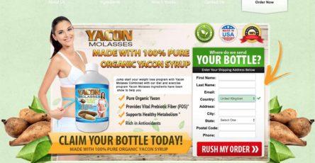 Yacon syrup uk and ireland